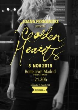 Golden Hearts - Juana Everett